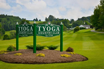Tyoga Country Club in Wellsboro, PA