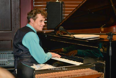 Bram Wijnands at Penn Wells for Wellsboro Winter Celebration Jazz Fest