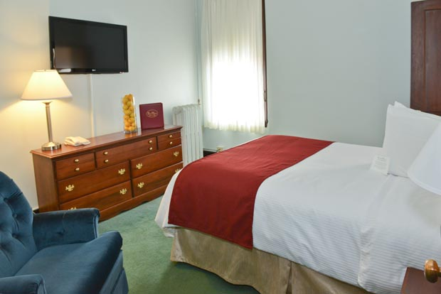 toric Penn Wells Double Room