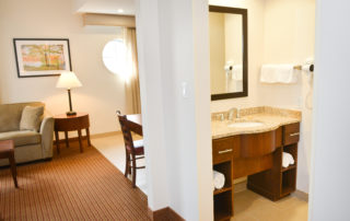 Penn Wells Lodge Accessible Suite